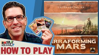 Terraforming Mars - How To Play