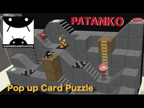 PATANKO Android GamePlay Trailer (1080p) (By hogekoz) [Game For Kids]