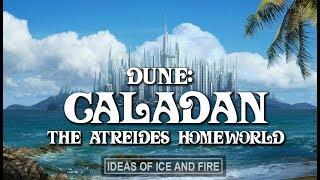 DUNE: Caladan, The Atreides Homeworld