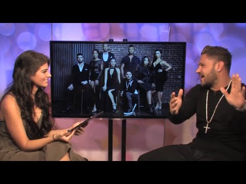 Ronnie Ortiz-Magro's Best and Worst 'Jersey Shore' Moments