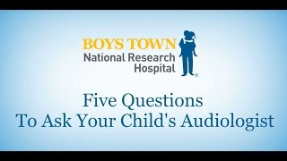 Questions to ask an audiologist