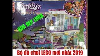 Review đồ chơi Lego mới nhất 2019 I Đồ chơi trẻ em I RosyTV4K
