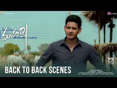Maharshi Best Scenes Back to Back