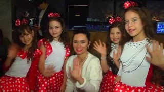 Мюзикл Новогодний Диснейленд от КИНДЕРМИКС ШОУ 12 12 2015