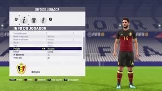 COMO COLOCAR AS NOVAS FACES DO FIFA 18 EM TODOS MODOS