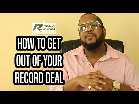 HOW TO GET OUT YOUR RECORD DEAL