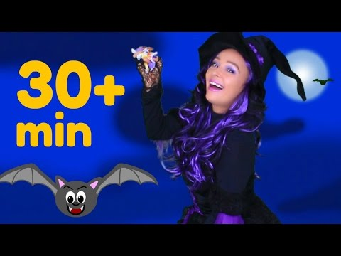Thumbnail: Halloween Songs and More Nursery Rhymes and Kids Songs for Children, Kids and Toddlers