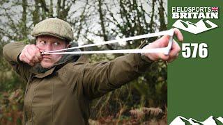 Fieldsports Britain - expert catapult hunt
