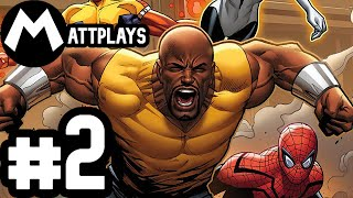 Spider-Man: Web Of Shadows - #2 - Guerra de Bandas