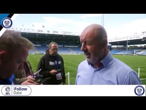 INTERVIEW: Keith Hill's post-match reaction - Portsmouth (A) 2017/18