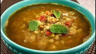 Традиционный Индийский Суп! Проще не придумаешь!