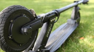 SR Reviews | e-Skoot URBN 2.2 Electronic scooter