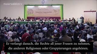 NUTV: Peace Symposium 2014 - Zusammenfassung mit Übersetzung
