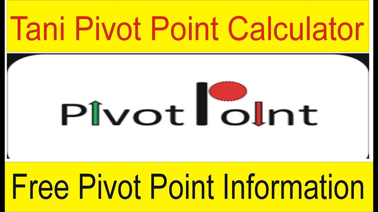 Earn forex pivot points calculator