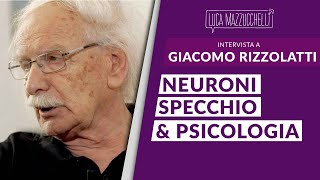 Neuroni Specchio e Psicologia - Giacomo Rizzolatti - Interviste#09