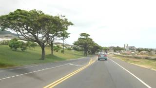 Drive to Wailuku ワイルクにドライブ