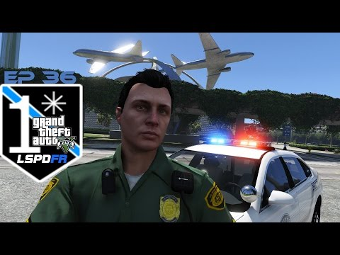 LSPDFR EP 36 - Port Authority Can't be THAT busy...RIGHT?