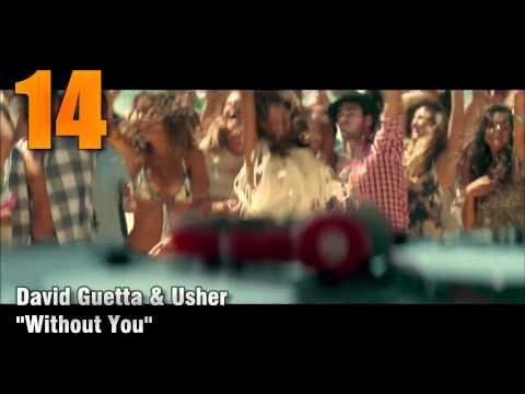Jahres Deutsche/German Single Charts 2011   Year-End