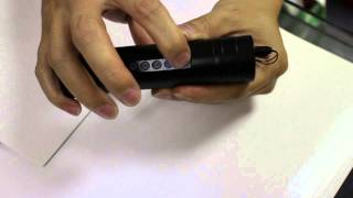 BIKE MP3 SPEAKER FLASHLIGHT