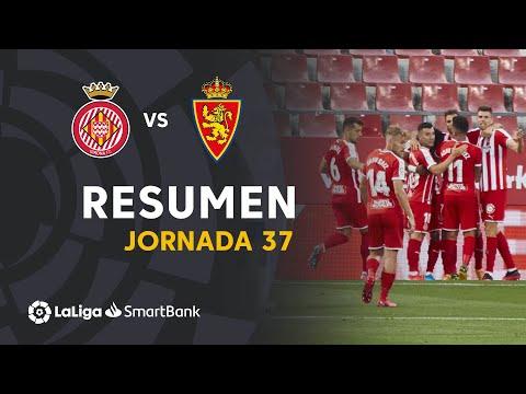 Girona Zaragoza Goals And Highlights