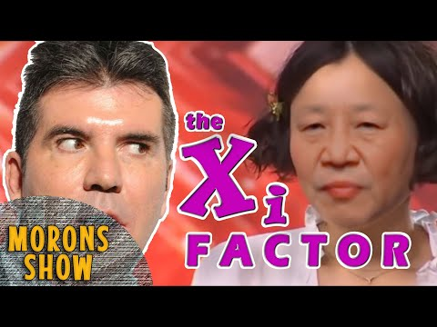 Xi Jinping X Factor Audition [Deepfake]