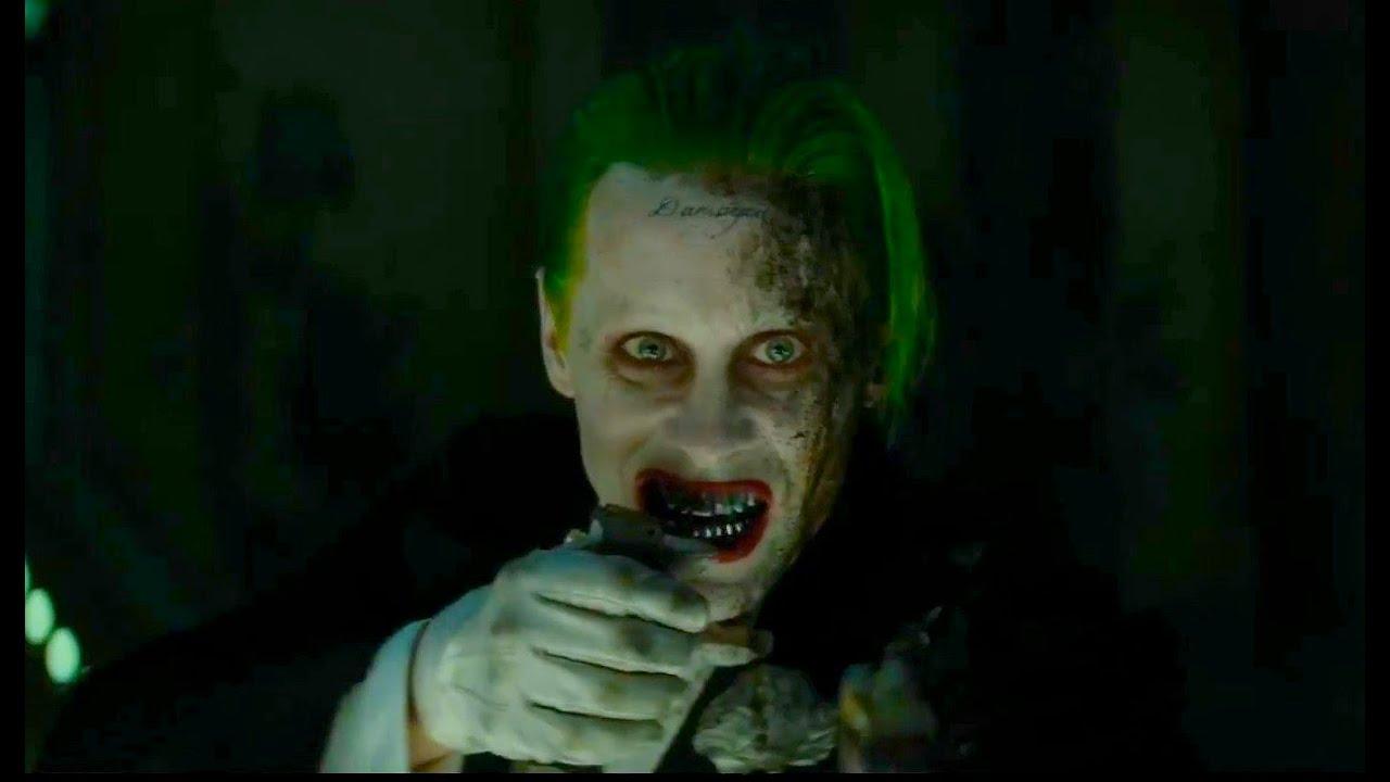 La Mejor Frase Del Joker Youtube