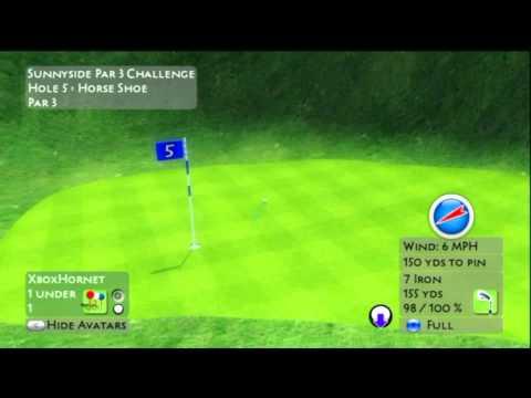 Avatar Golf Sunnyside par 3 front 9