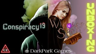 """🆄🅽🅱🅾🆇🅸🅽🅶 - """"Conspiracy-19"""" ❌ """"Witchery Spell"""" by DarkPark Games!!!💊 💊 💊 🧙♀️ 🧙♀️ 🧙♀️"""