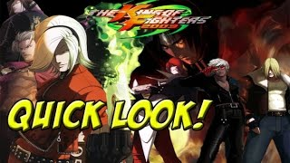 SNK Classics: Quick Look at King of Fighters 2003 - YoVideogames