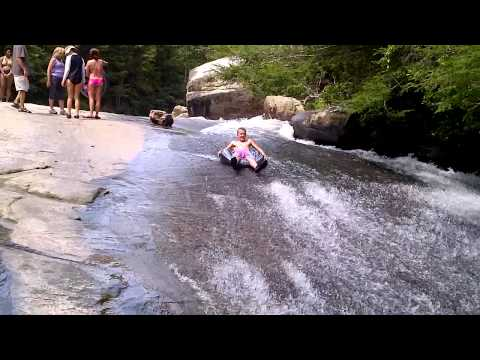 Sliding Rock, Sc