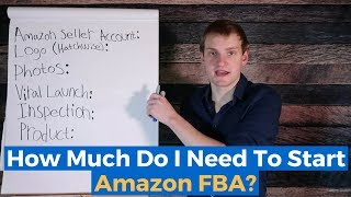 How Much Does It REALLY Cost To Start Amazon FBA?