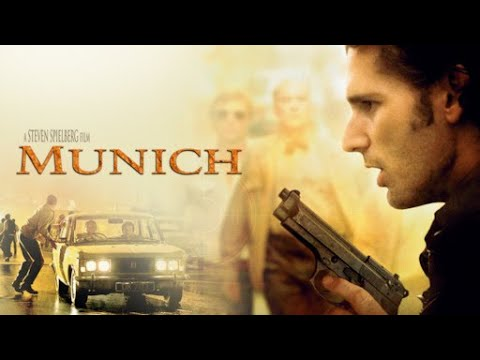 "Spielberg ""MUNICH"" - Guri Weinberg played his father who was murdered 1972 Munich Olympic Massacre"