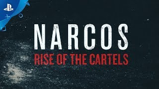 Narcos: Rise of the Cartels | Launch Trailer | PS4