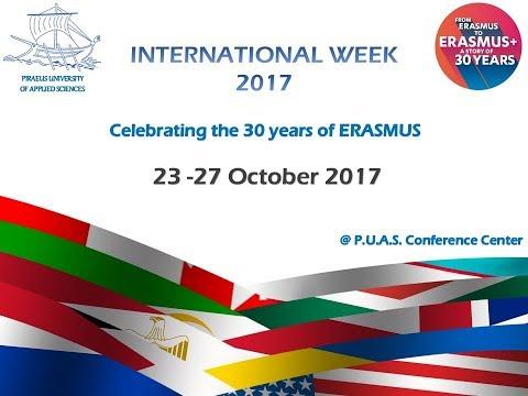 International week 2017
