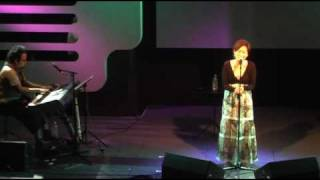 初田悦子ライブ w/鎌田雅人@duo MUSIC EXCHANGE2010.2.9 1st.Single『...