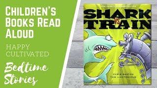Shark vs Train Book Read Aloud | Shark Book for Kids | Train Book for Kids | Children's Books