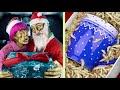 Рождество у Зомби-Бабушки! 13 лайфхаков для празднования Зомби-Рождества!