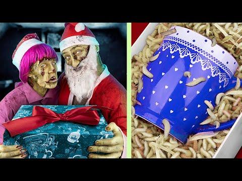 Рождество у Зомби-Бабушки!