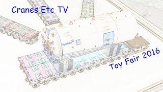 Nuremberg Toy Fair 2016 by Cranes Etc TV