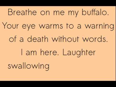 Buffalo alt-J (Δ) Lyrics