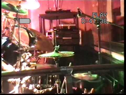Drum Solo from Shanghai gig @ The Turbinia 2009