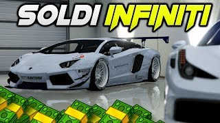 🔥SUPER🔥 GTA 5 Online - SOLDI INFINITI 1.45! 10,000,000$ in 1 ora (GTA 5 Online Glitch 1.45) ITA