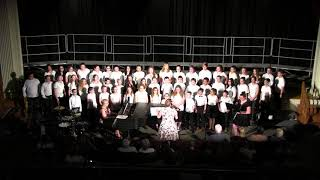 TRA 6th Grade Chorus - Journey in Peace - Andy Beck, Ben Cohn