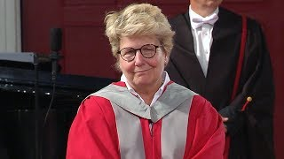 Sandi Toksvig, OBE - Honorary Degree - University of Leicester