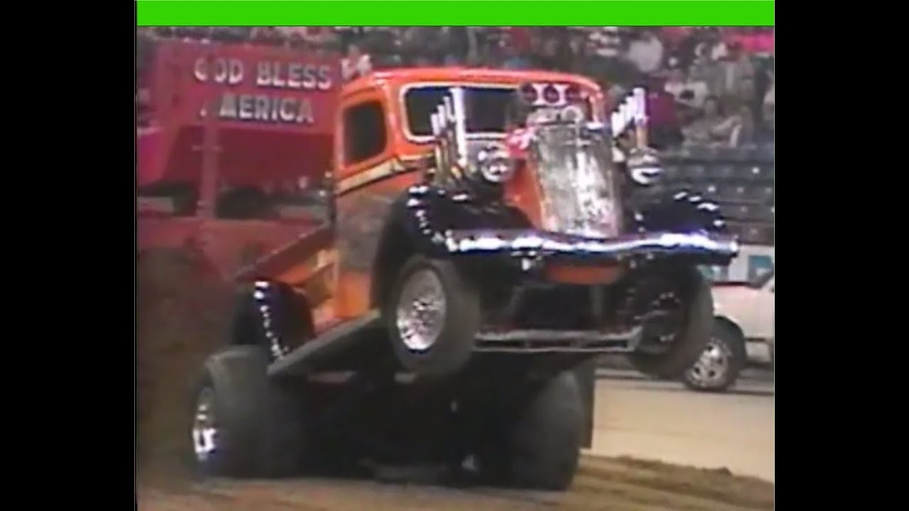 Image result for orange blossom special pulling truck