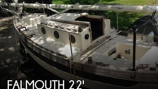 [UNAVAILABLE] Used 1983 Falmouth 22 Cutter Sam L. Moorse in Rockledge, Florida
