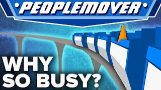 Why is the PeopleMover So Busy Lately?! - Disney News Vlog