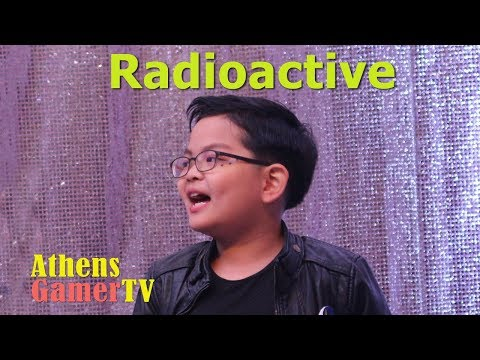 Radioactive : Imagine Dragon Cover by Athens Thanakrit
