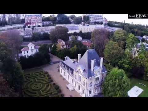 Pavillon de sully - Daniel Féau - Wefly drone