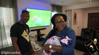 Download Aphricanace Comedy - When your mom babysits your baby (Aphricanace)